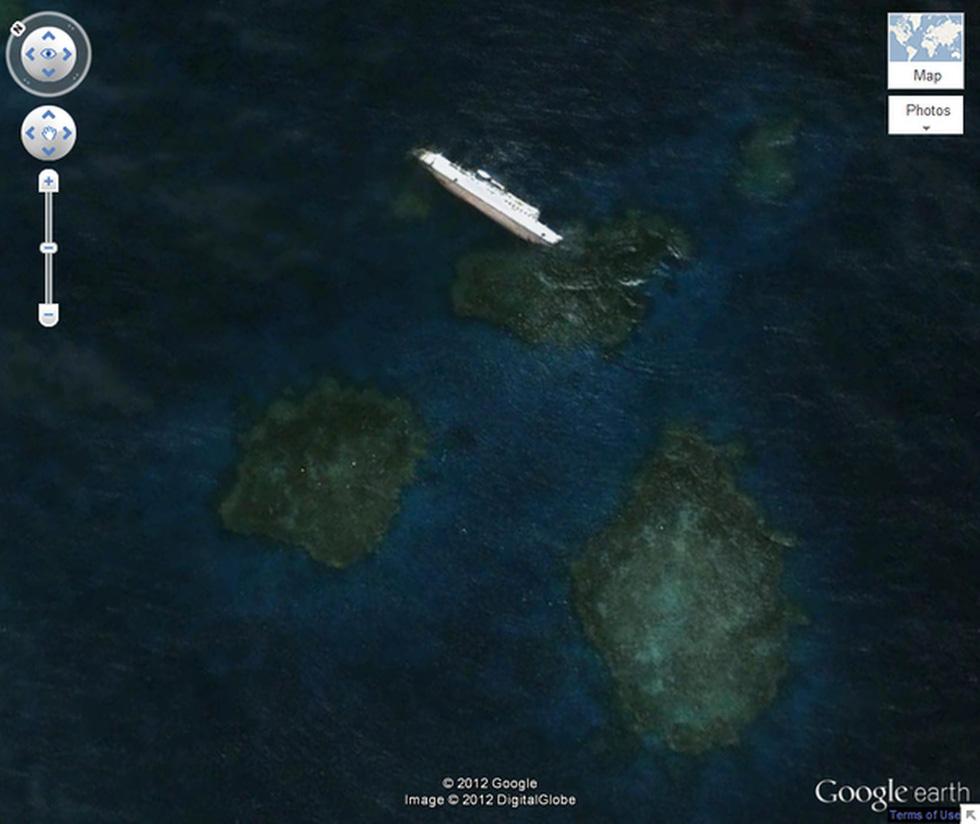 24 ảnh đảm bảo độc lạ từ Google Earth - Ảnh 21.