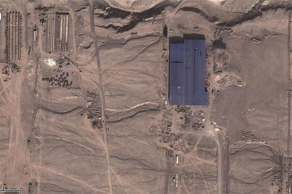 24 ảnh đảm bảo độc lạ từ Google Earth - Ảnh 24.
