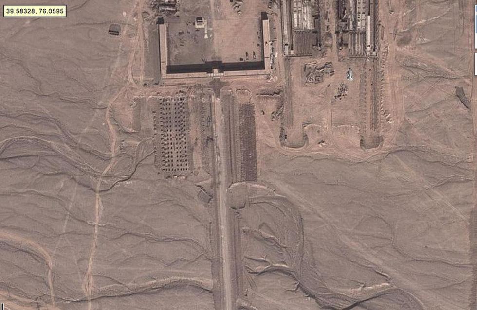 24 ảnh đảm bảo độc lạ từ Google Earth - Ảnh 25.