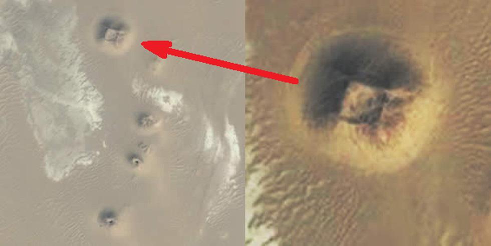 24 ảnh đảm bảo độc lạ từ Google Earth - Ảnh 5.