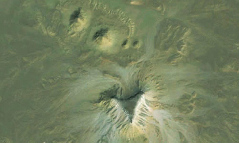 24 ảnh đảm bảo độc lạ từ Google Earth - Ảnh 6.