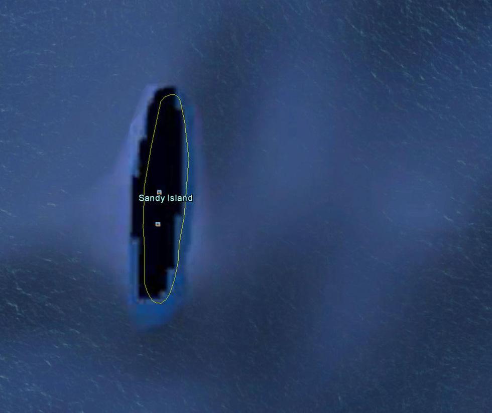 24 ảnh đảm bảo độc lạ từ Google Earth - Ảnh 7.