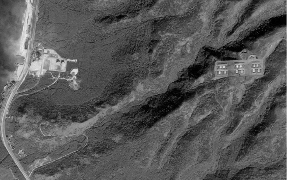 24 ảnh đảm bảo độc lạ từ Google Earth - Ảnh 9.