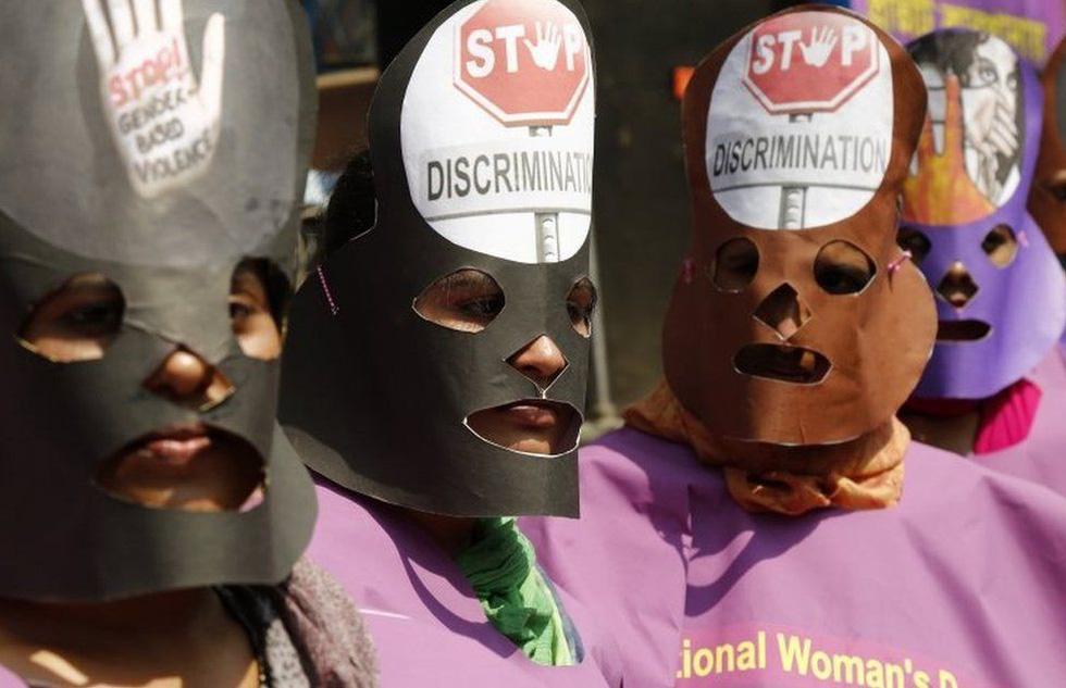 Thế giới mừng ngày Quốc tế Phụ nữ - Ảnh 1.
