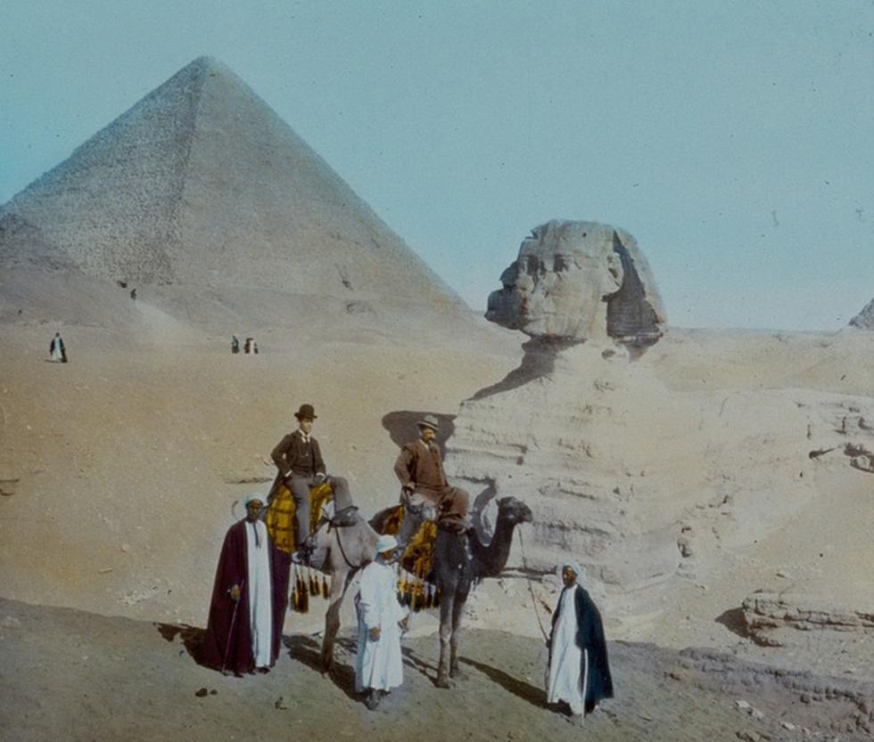 Nhìn ngắm thế giới 120 năm trước qua ảnh màu cực quý - Ảnh 1.