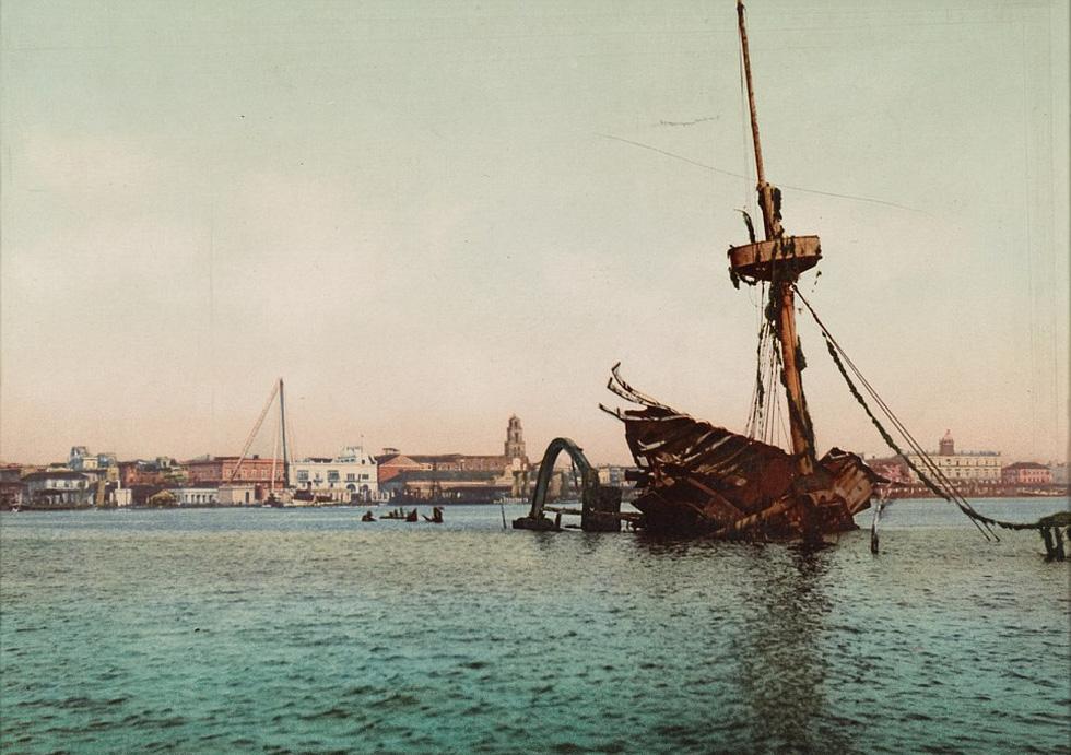 Nhìn ngắm thế giới 120 năm trước qua ảnh màu cực quý - Ảnh 13.