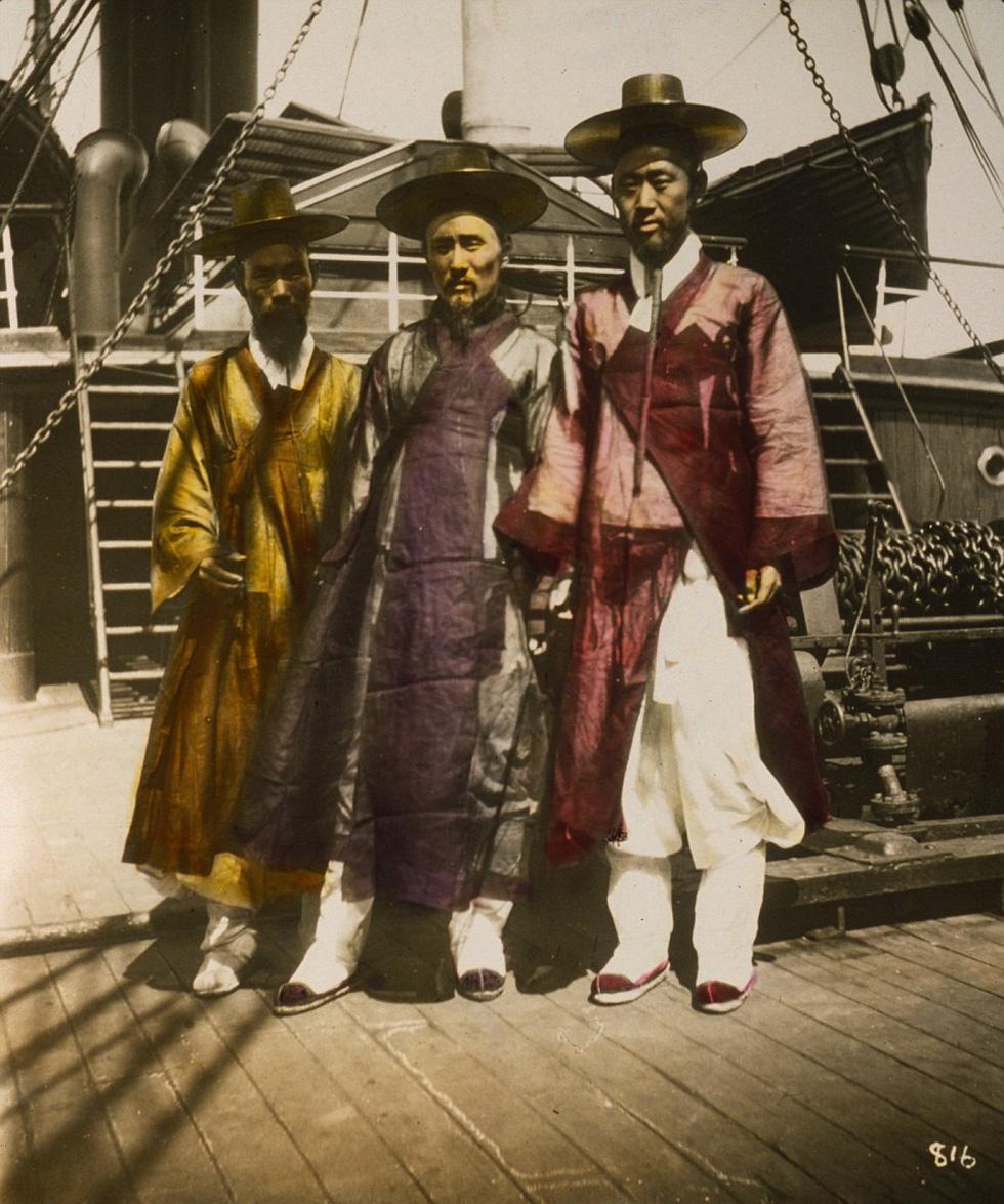 Nhìn ngắm thế giới 120 năm trước qua ảnh màu cực quý - Ảnh 14.