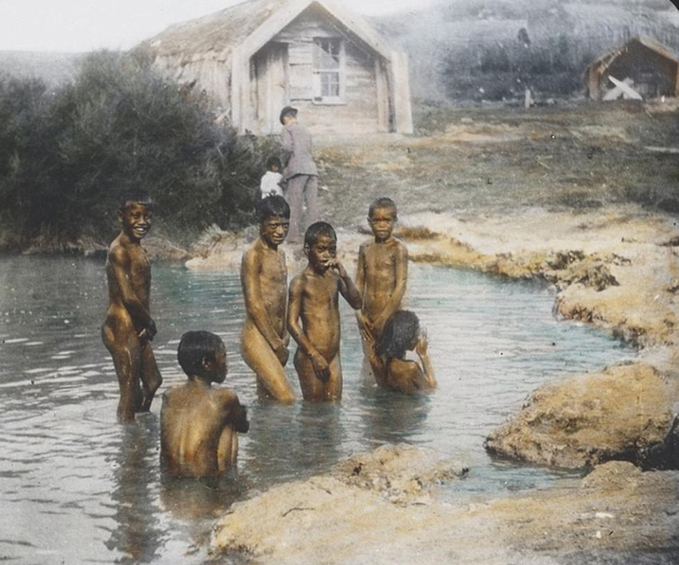 Nhìn ngắm thế giới 120 năm trước qua ảnh màu cực quý - Ảnh 4.