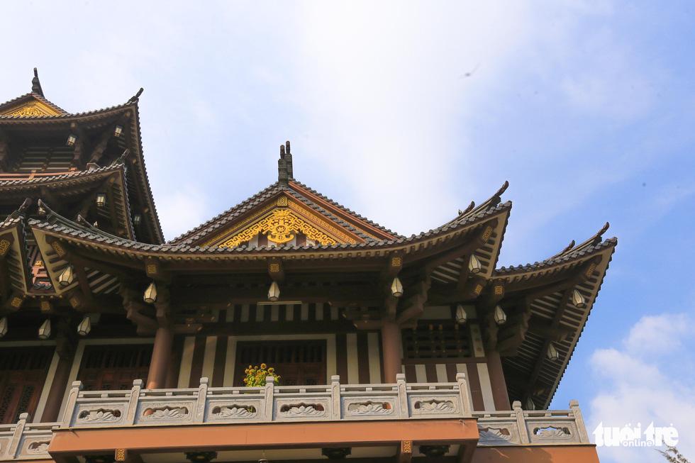 Tu viện với phong cách Nhật Bản tại Sài Gòn - Ảnh 5.
