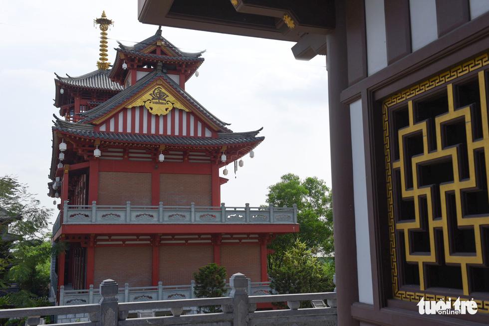 Tu viện với phong cách Nhật Bản tại Sài Gòn - Ảnh 13.