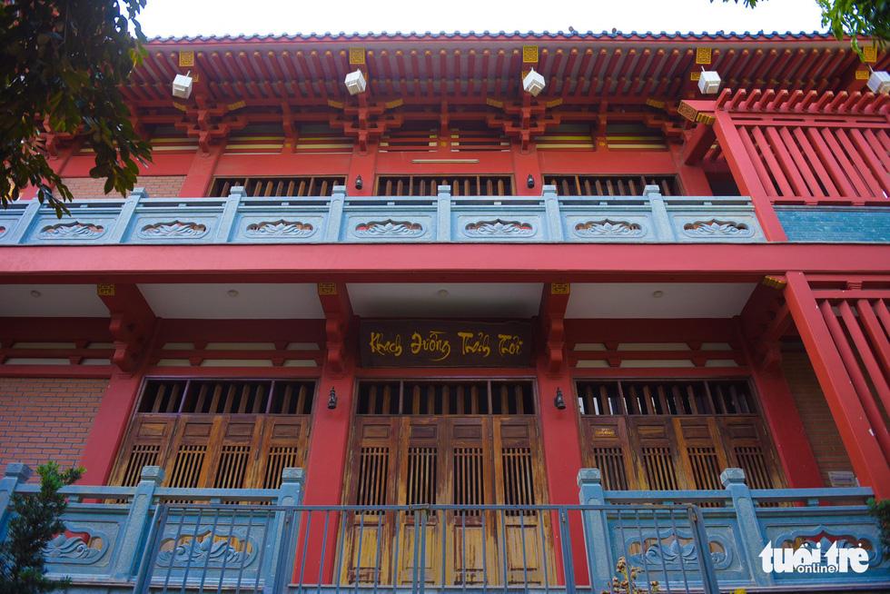 Tu viện với phong cách Nhật Bản tại Sài Gòn - Ảnh 3.
