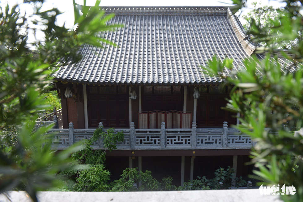 Tu viện với phong cách Nhật Bản tại Sài Gòn - Ảnh 14.