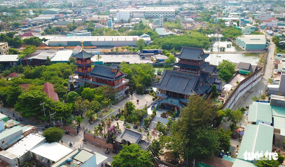 Tu viện với phong cách Nhật Bản tại Sài Gòn - Ảnh 1.