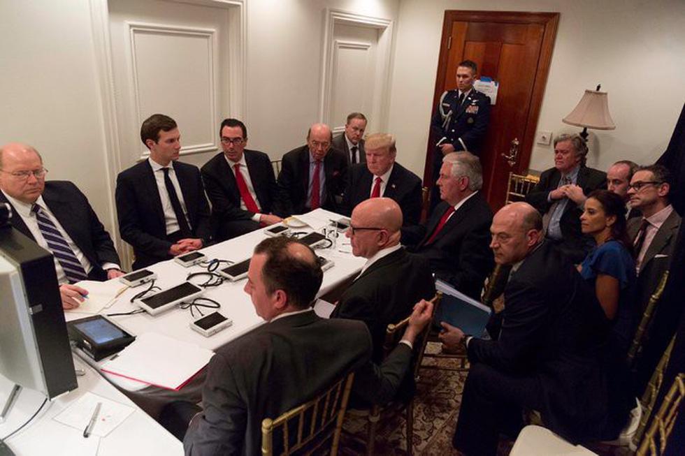 Ông Trump từng ra lệnh không kích Syria như thế nào? - Ảnh 8.