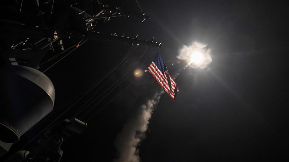 Ông Trump từng ra lệnh không kích Syria như thế nào? - Ảnh 7.