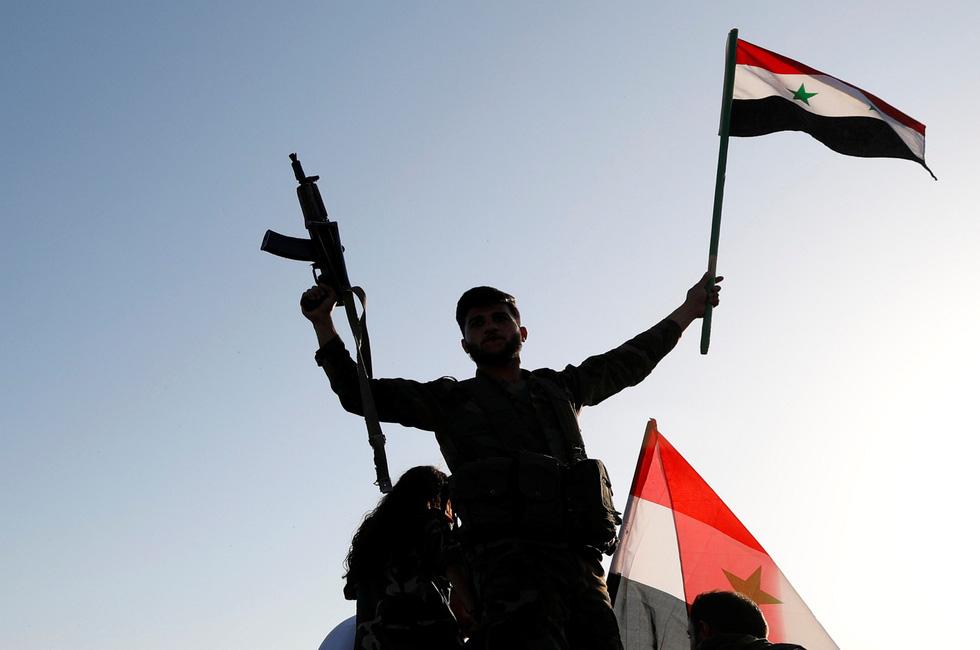 Thế giới trong tuần qua ảnh: Mỹ không kích Syria nhưng thế giới thì vẫn đa sắc màu - Ảnh 4.