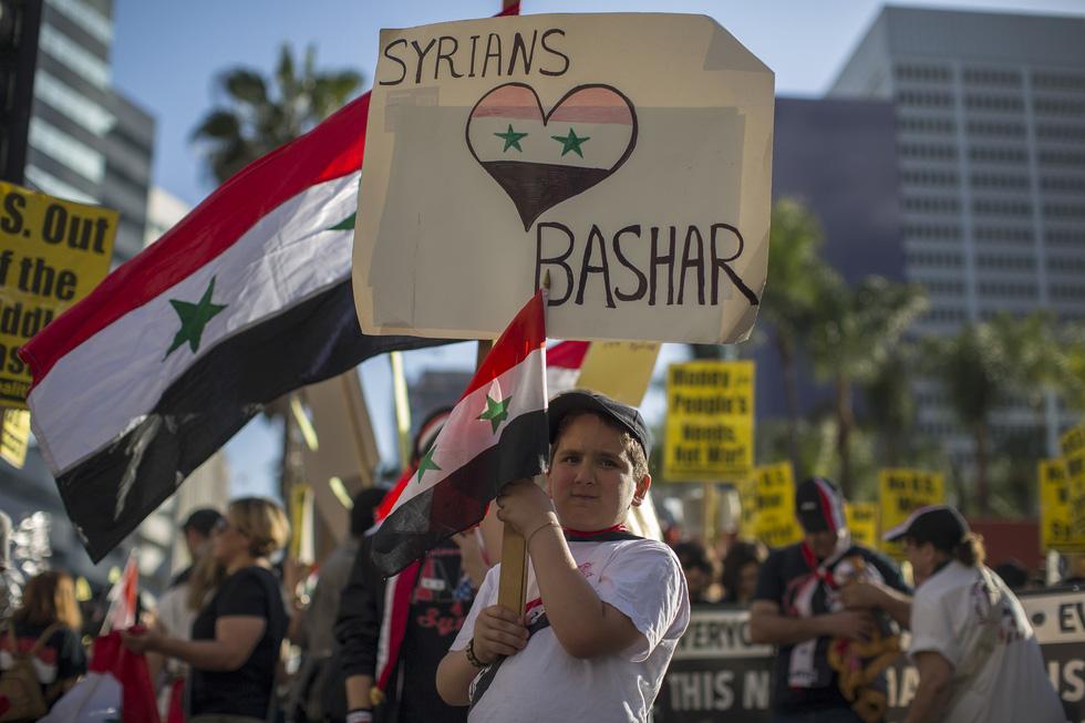 Thế giới trong tuần qua ảnh: Mỹ không kích Syria nhưng thế giới thì vẫn đa sắc màu - Ảnh 5.