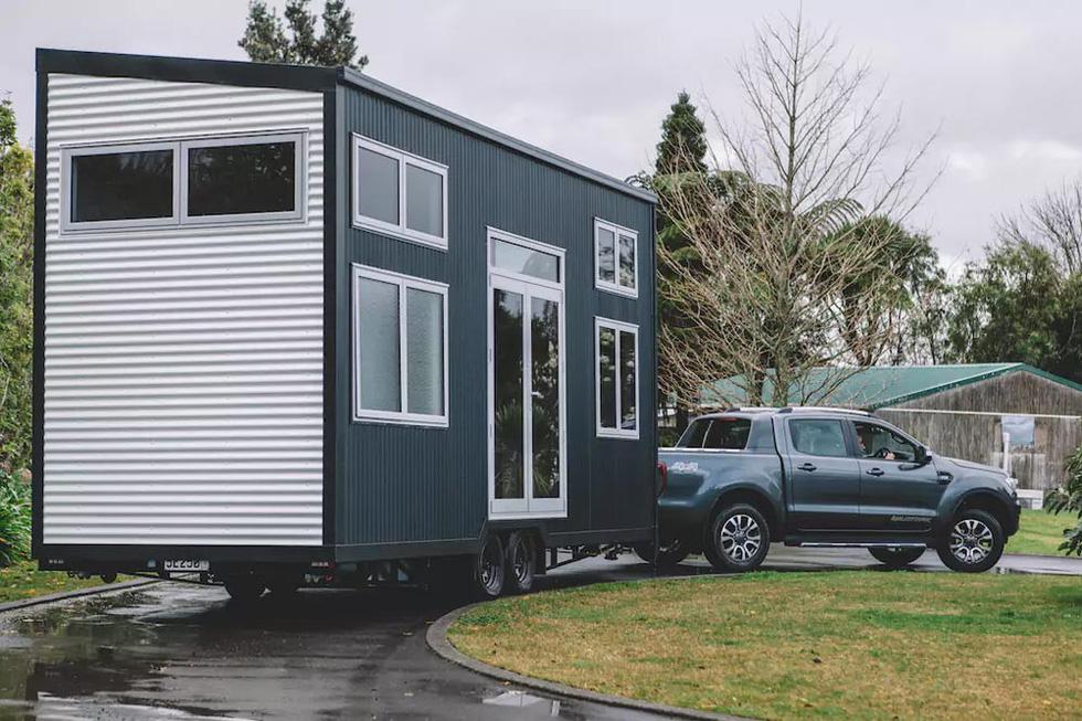 Ngắm nhà 15 m2 gắn cùng ô tô - Ảnh 5.