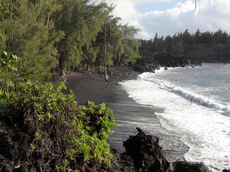 10 bãi biển cho khách tắm tiên ở Mỹ - Ảnh 1.