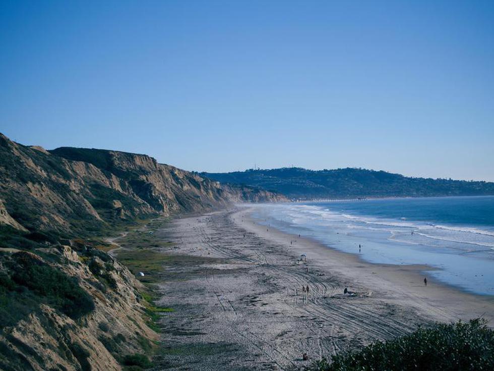 10 bãi biển cho khách tắm tiên ở Mỹ - Ảnh 8.