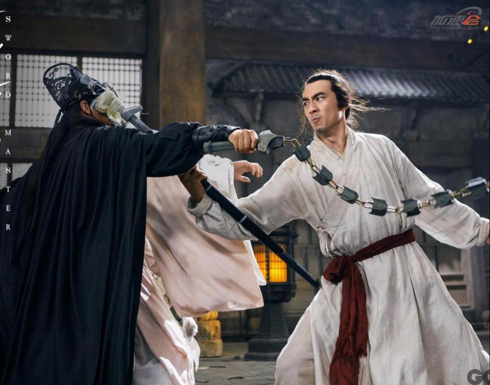 Vạch trần những chiêu thức trong phim võ hiệp Trung Quốc - Ảnh 12.