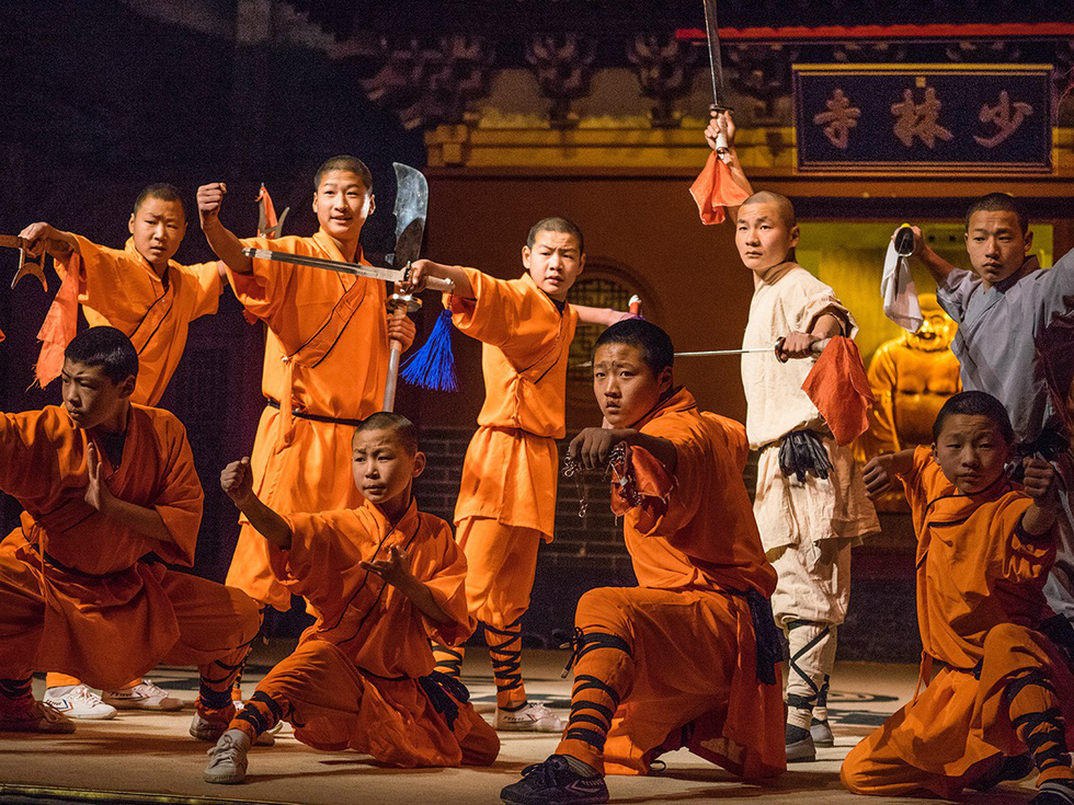Vạch trần những chiêu thức trong phim võ hiệp Trung Quốc - Ảnh 9.