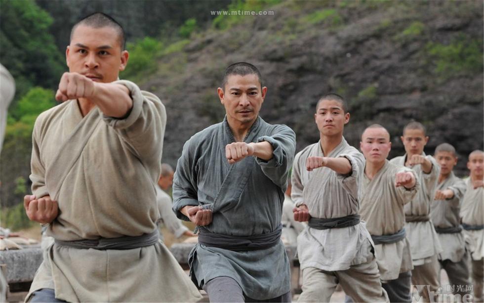 Vạch trần những chiêu thức trong phim võ hiệp Trung Quốc - Ảnh 11.