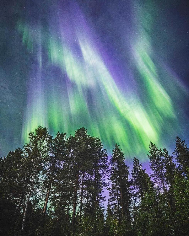 Đảo 'bốn mùa' Phần Lan đẹp mê hồn nhìn từ trên cao - Ảnh 18.