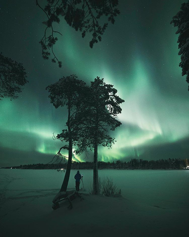 Đảo 'bốn mùa' Phần Lan đẹp mê hồn nhìn từ trên cao - Ảnh 19.