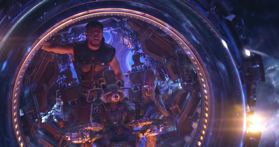 The Avengers Infinity war: trận chiến tàn bạo của 70 siêu anh hùng - Ảnh 9.