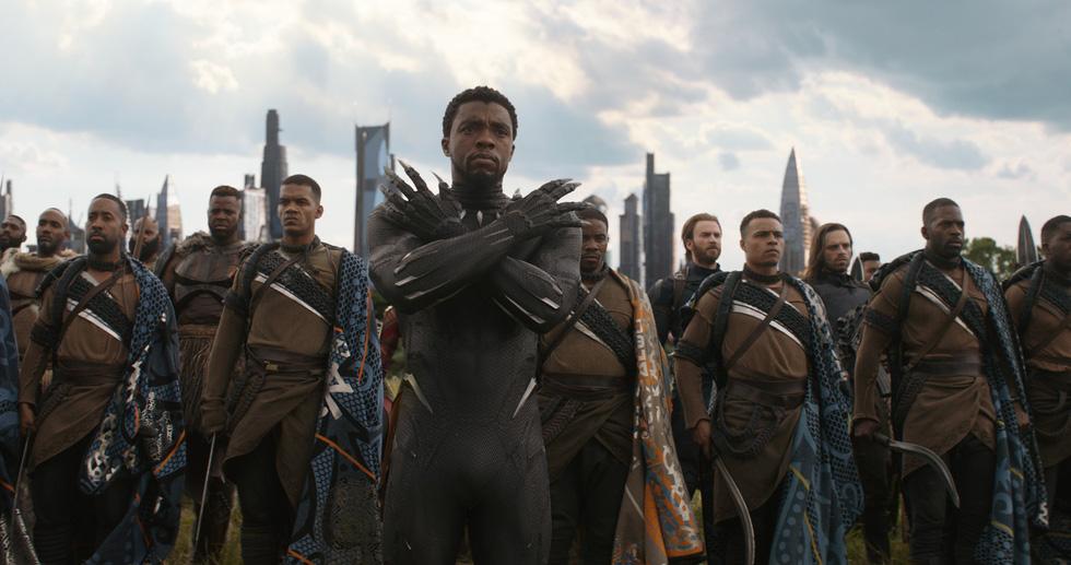 The Avengers Infinity war: trận chiến tàn bạo của 70 siêu anh hùng - Ảnh 5.