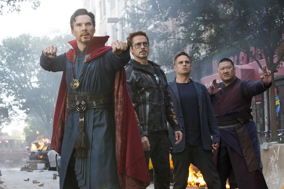 The Avengers Infinity war: trận chiến tàn bạo của 70 siêu anh hùng - Ảnh 3.