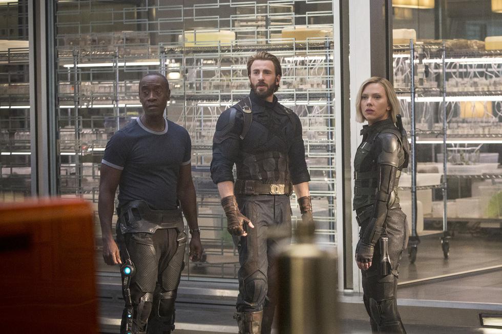 The Avengers Infinity war: trận chiến tàn bạo của 70 siêu anh hùng - Ảnh 14.
