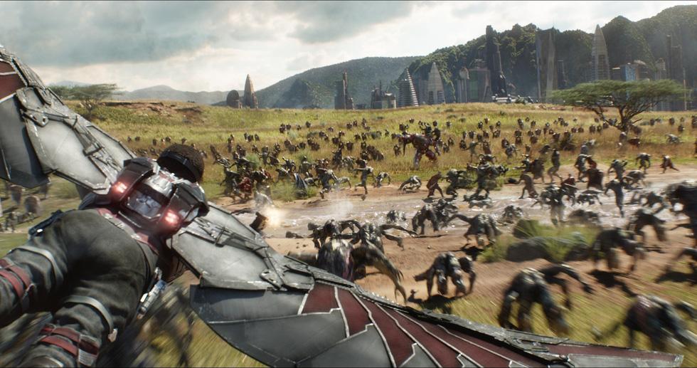 The Avengers Infinity war: trận chiến tàn bạo của 70 siêu anh hùng - Ảnh 15.
