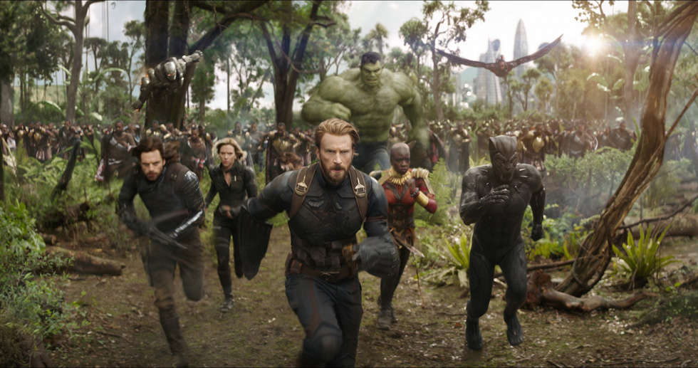 The Avengers Infinity war: trận chiến tàn bạo của 70 siêu anh hùng - Ảnh 6.