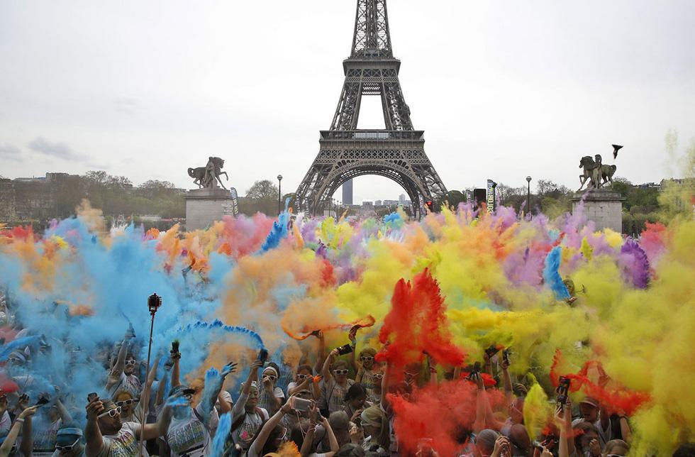 Thế giới trong tuần qua ảnh: Những sắc màu tươi sáng - Ảnh 4.