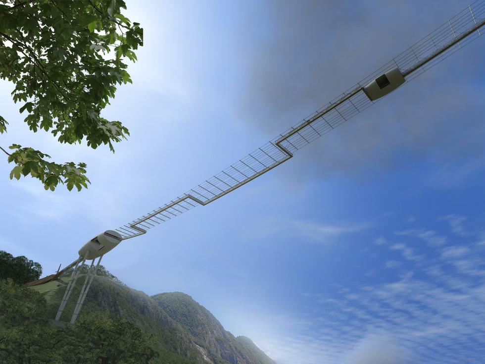 10 cây cầu treo khách vừa ngắm cảnh vừa run chân - Ảnh 4.