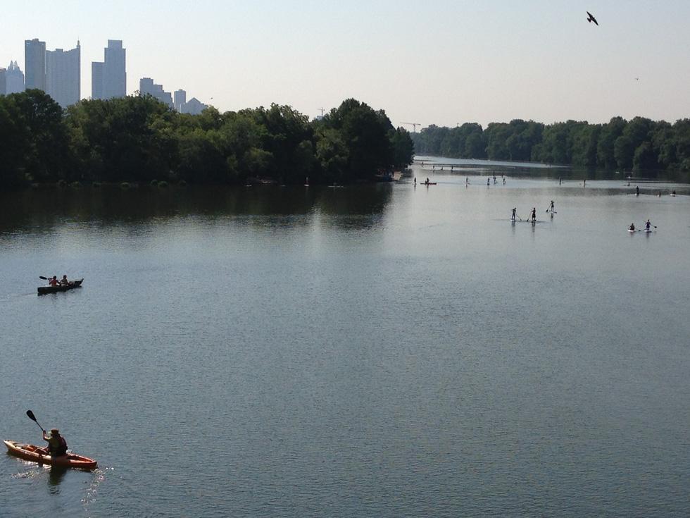 Khám phá sông hồ nước Mỹ - Ảnh 6.