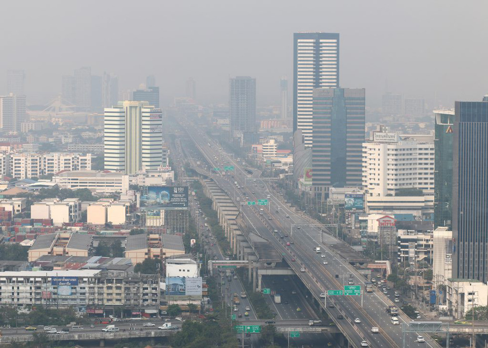 8 thành phố đẹp nhưng chất lượng không khí tệ - Ảnh 7.