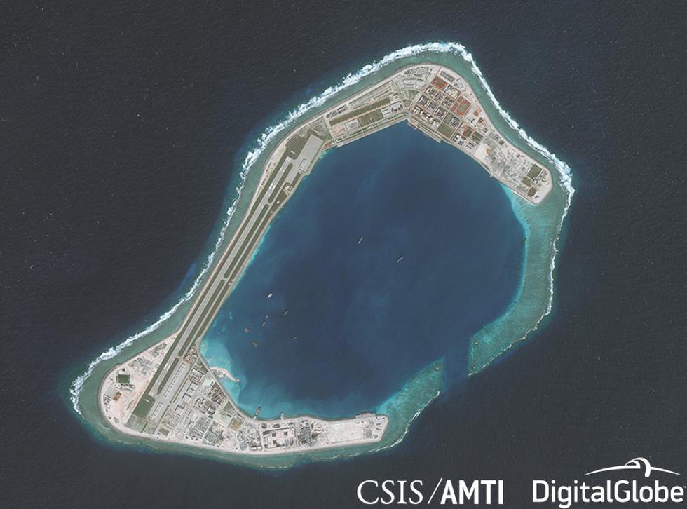 Nối liền đường 9 đoạn, Trung Quốc âm mưu độc chiếm Biển Đông? - Ảnh 1.