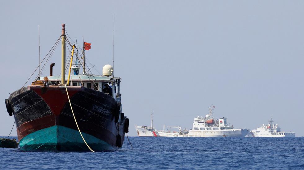 Nối liền đường 9 đoạn, Trung Quốc âm mưu độc chiếm Biển Đông? - Ảnh 2.