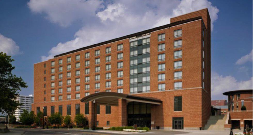 10 khách sạn 'Campus' tốt nhất Hoa Kỳ - Ảnh 1.