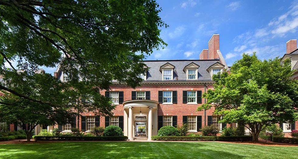 10 khách sạn 'Campus' tốt nhất Hoa Kỳ - Ảnh 3.