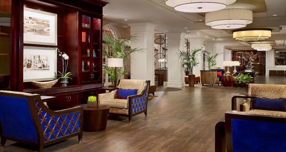 10 khách sạn 'Campus' tốt nhất Hoa Kỳ - Ảnh 2.