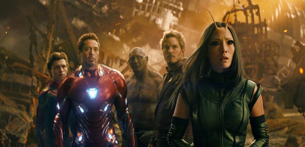 Phim rạp lễ 30-4: siêu anh hùng Avengers có nuốt trọn tất cả? - Ảnh 9.
