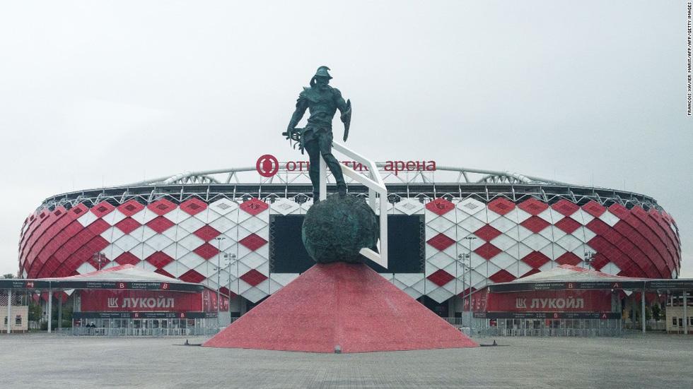 Tham quan các sân vận động diễn ra thi đấu World Cup 2018 - Ảnh 3.