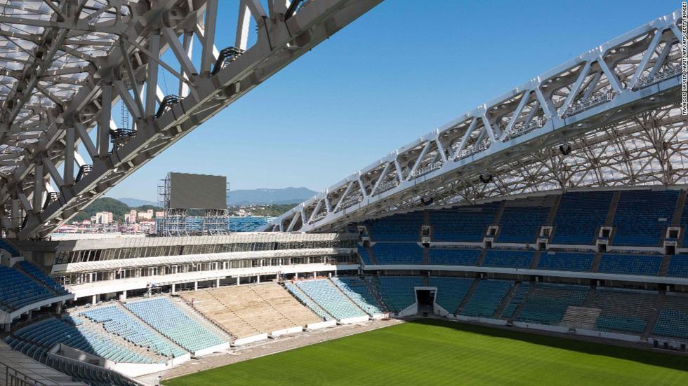Tham quan các sân vận động diễn ra thi đấu World Cup 2018 - Ảnh 6.