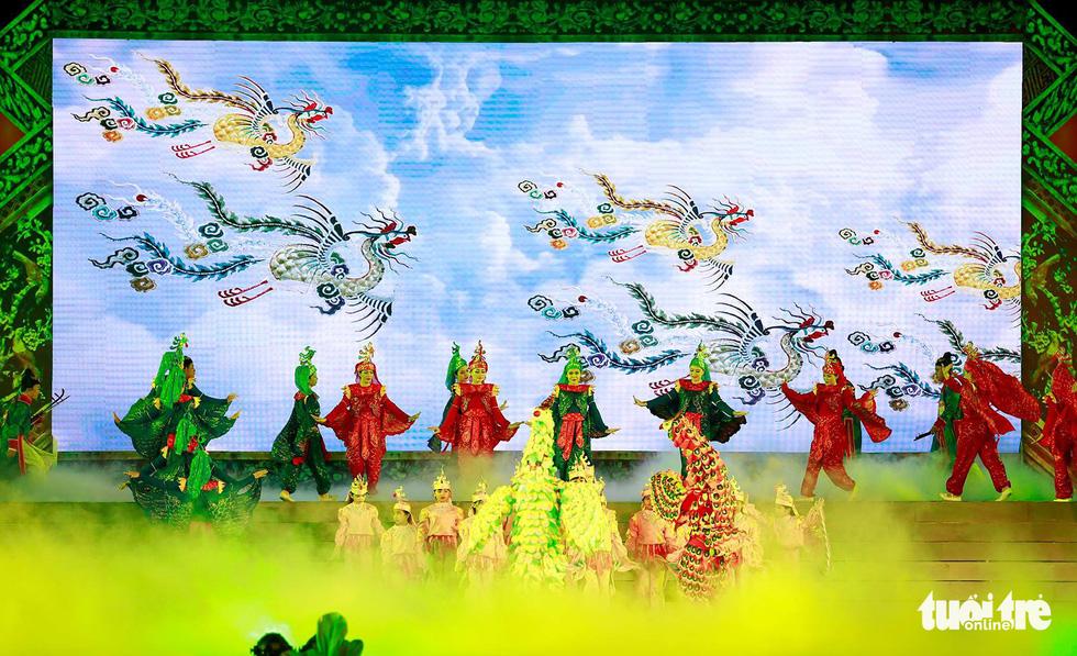 Festival Huế 2018: Văn hiến kinh kỳ kể chuyện nước Việt thế kỷ 19 - Ảnh 7.