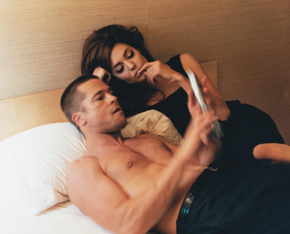 Brad Pitt và Angelina Jolie: 12 năm hội ngộ rồi chia ly... - Ảnh 6.