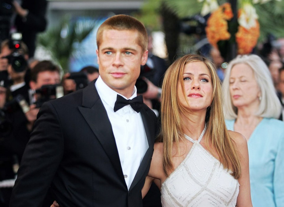 Brad Pitt và Angelina Jolie: 12 năm hội ngộ rồi chia ly... - Ảnh 2.